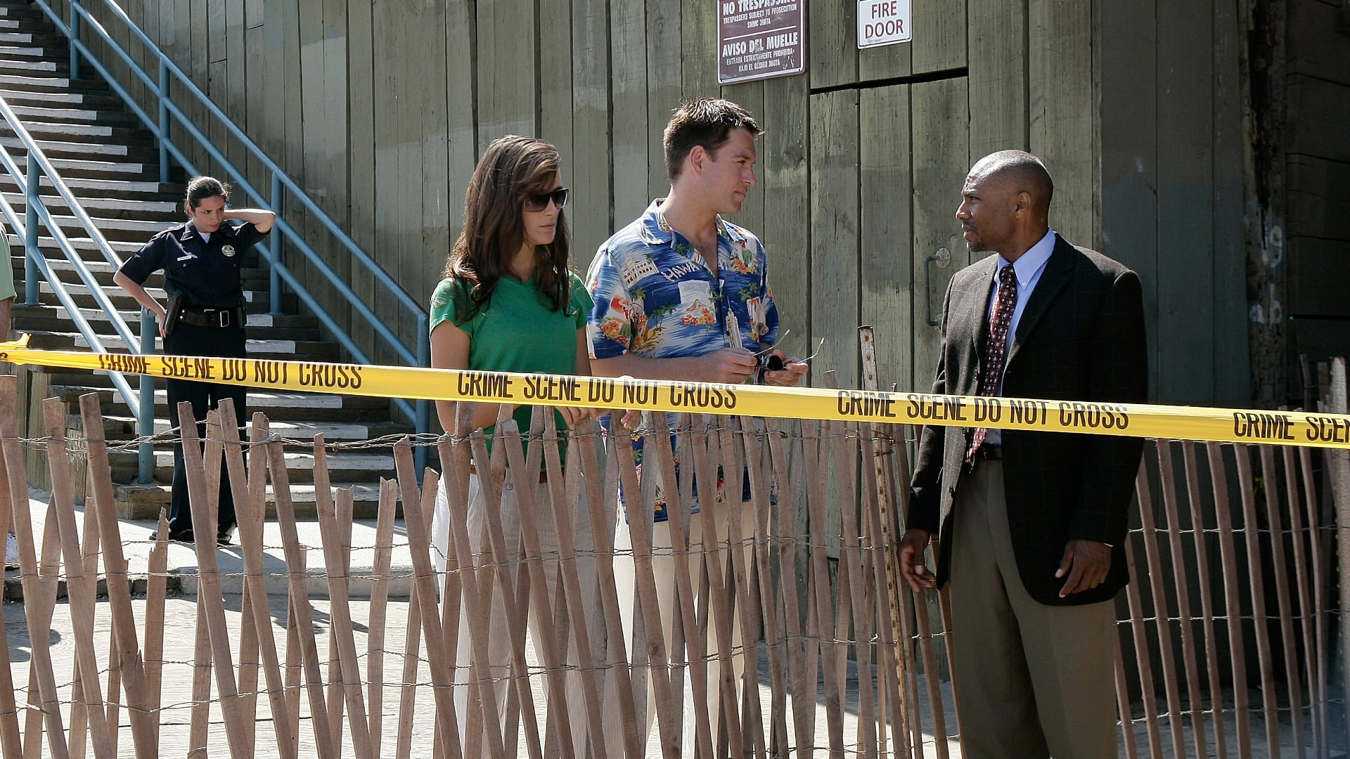 NCIS Season 5 :Episode 18  Judgment Day (1)