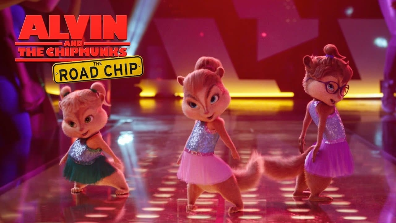Alvin and the Chipmunks: The Road Chip Trailer