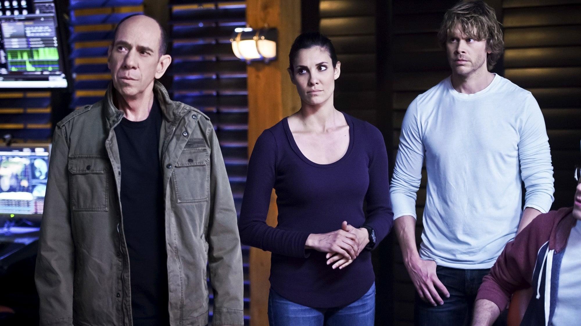 NCIS: Los Angeles Season 7 :Episode 24  Talion