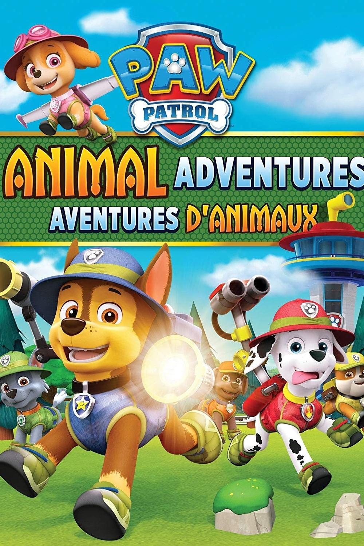 Paw Patrol - Animal Adventures