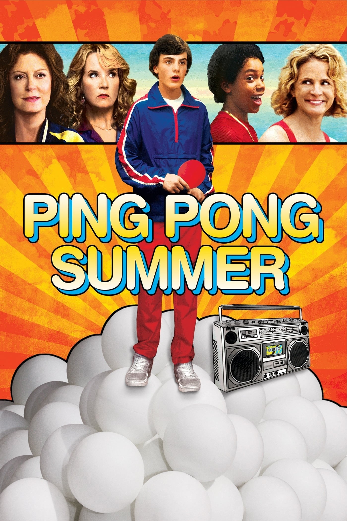 Ping Pong Summer on FREECABLE TV