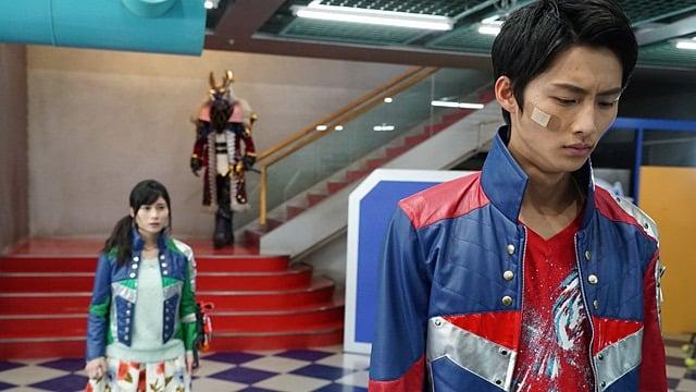 Super Sentai Season 41 :Episode 43  Swear