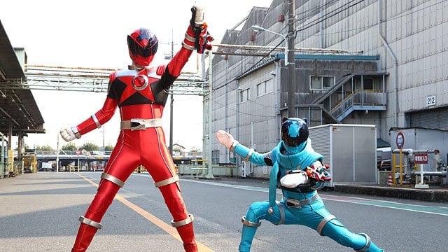 Super Sentai Season 41 :Episode 10  The Small Giant, Big Star!