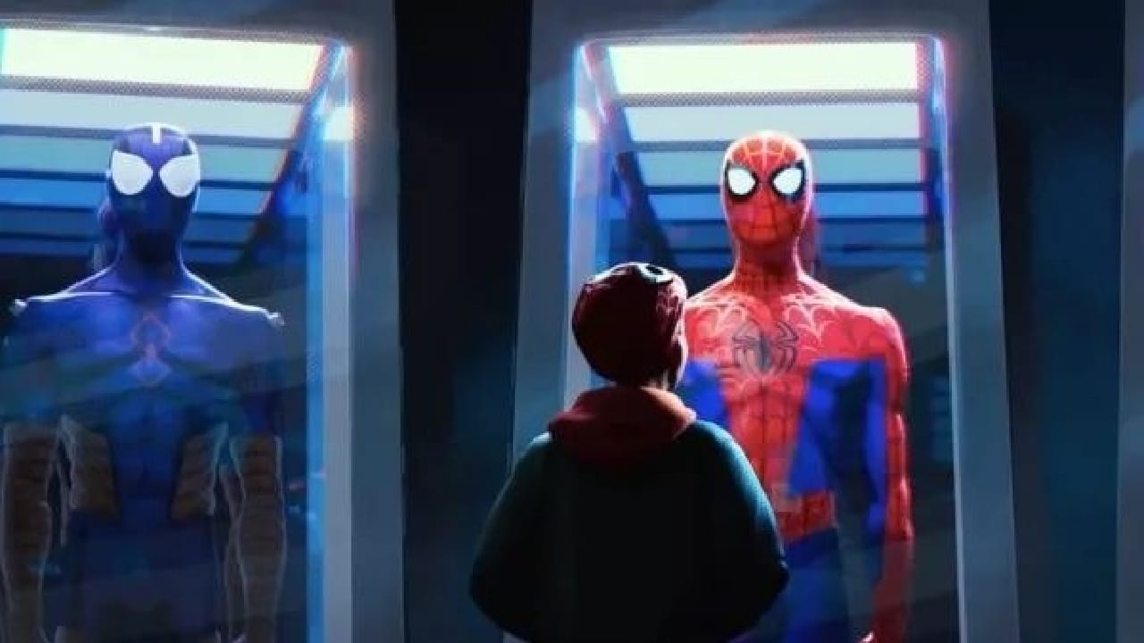 Spiderman 3 Kinox