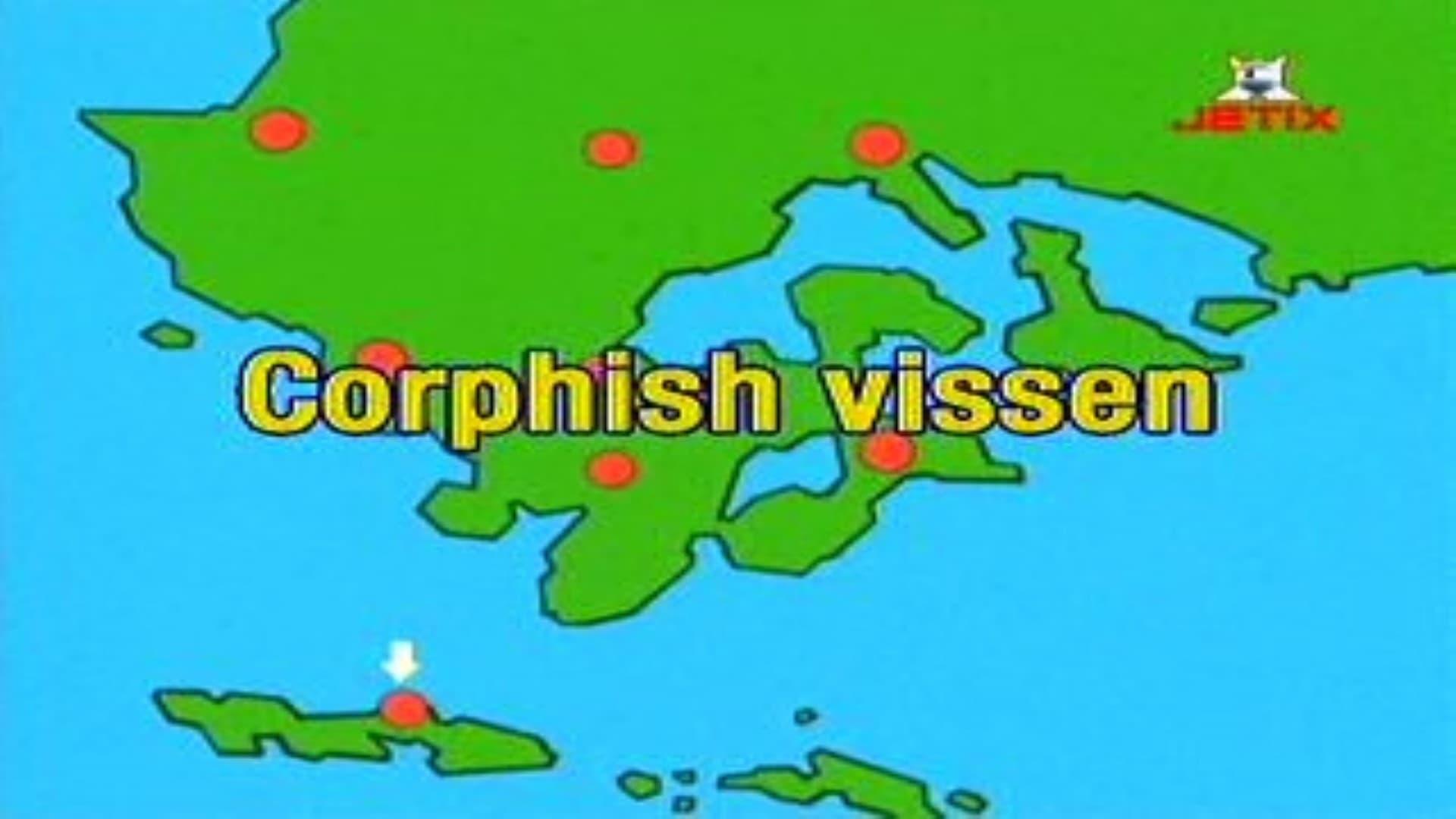 Pokémon Season 6 :Episode 23  Gone Corphishin'