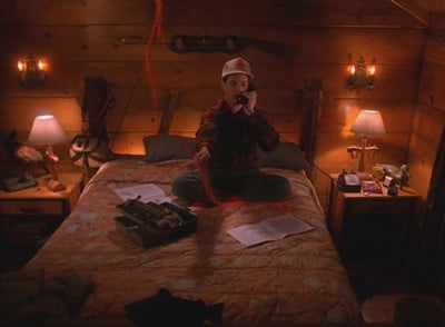 Twin Peaks - Season 2 Episode 16 : The Condemned Woman