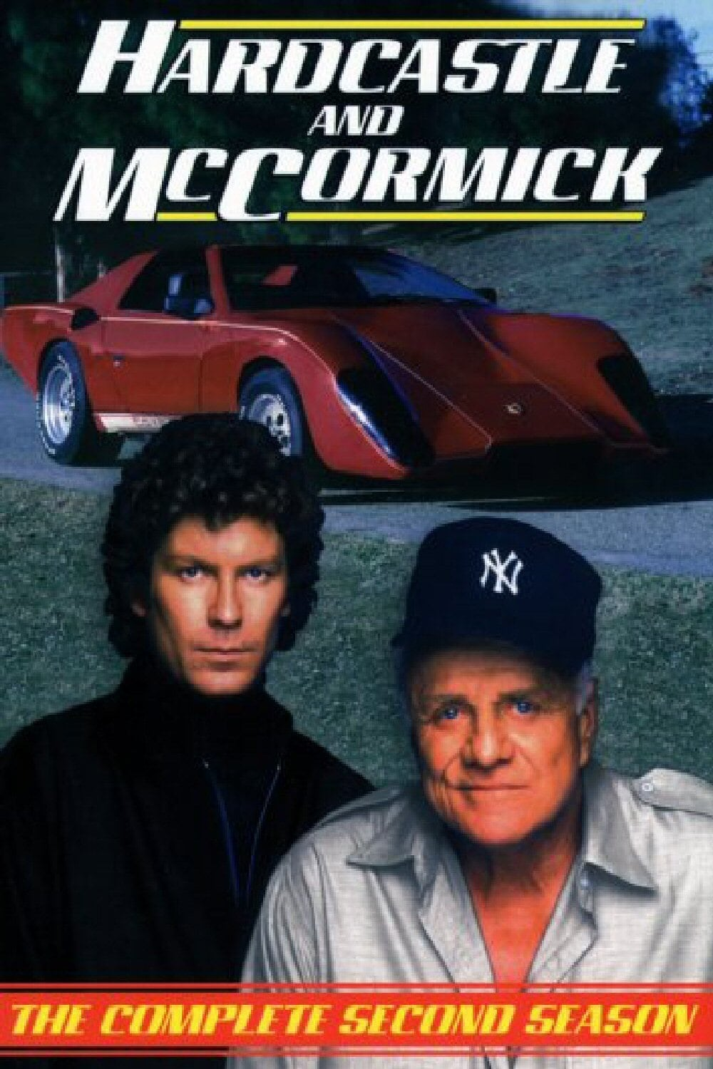Hardcastle and McCormick Season 2