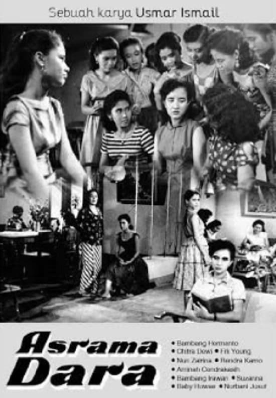 Ver Asrama Dara Online HD Español (1958)