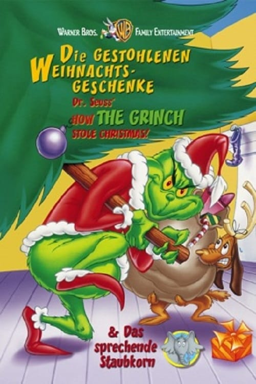 Dr. Seuss' How the Grinch Stole Christmas! and Horton Hears a Who! (1999)