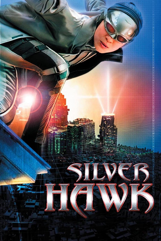 Silver Hawk Dublado