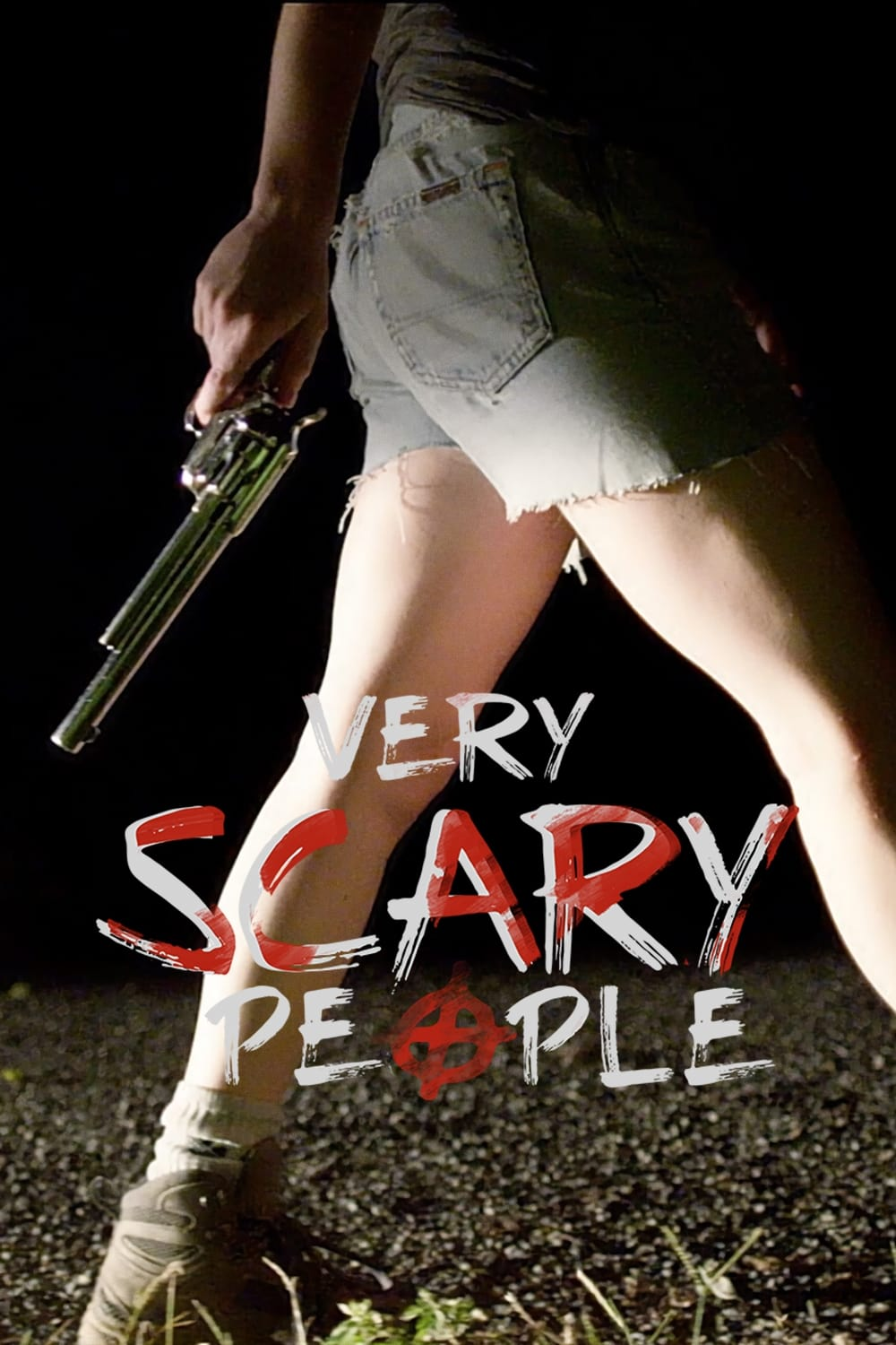 Very Scary People Poster