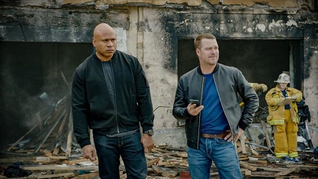 NCIS: Los Angeles Season 11 :Episode 20  Knock Down