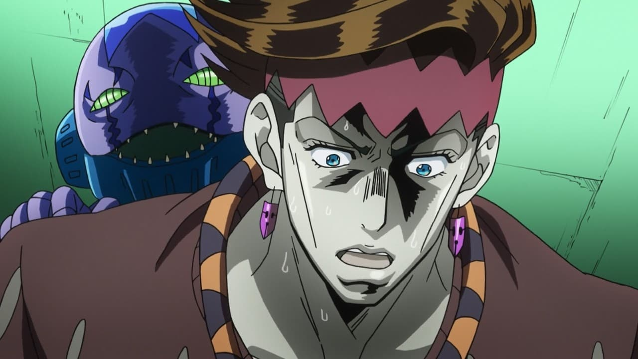JoJo's Bizarre Adventure Season 3 :Episode 34  July 15th (Thurs), Part 4