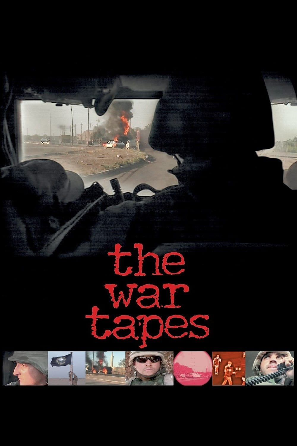 watch The War Tapes 2006 online free