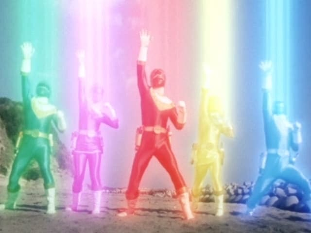 Super Sentai Season 19 :Episode 47  Rise! Shine! Be Reborn!!