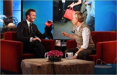 The Ellen DeGeneres Show Season 9 :Episode 5  David Beckham, Lady Antebellum, Maya Rudolph
