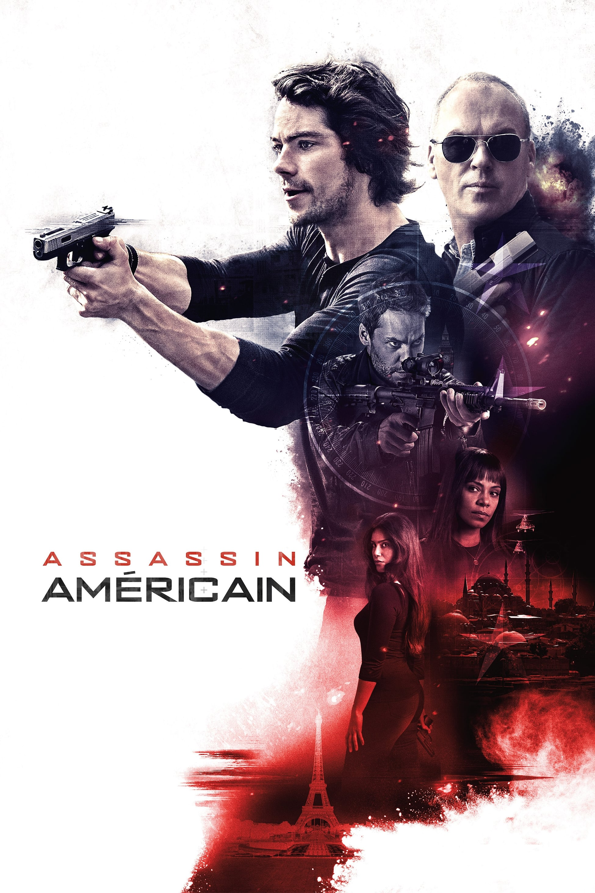 Poster and image movie Film Asasin American - American Assassin - American Assassin -  2017