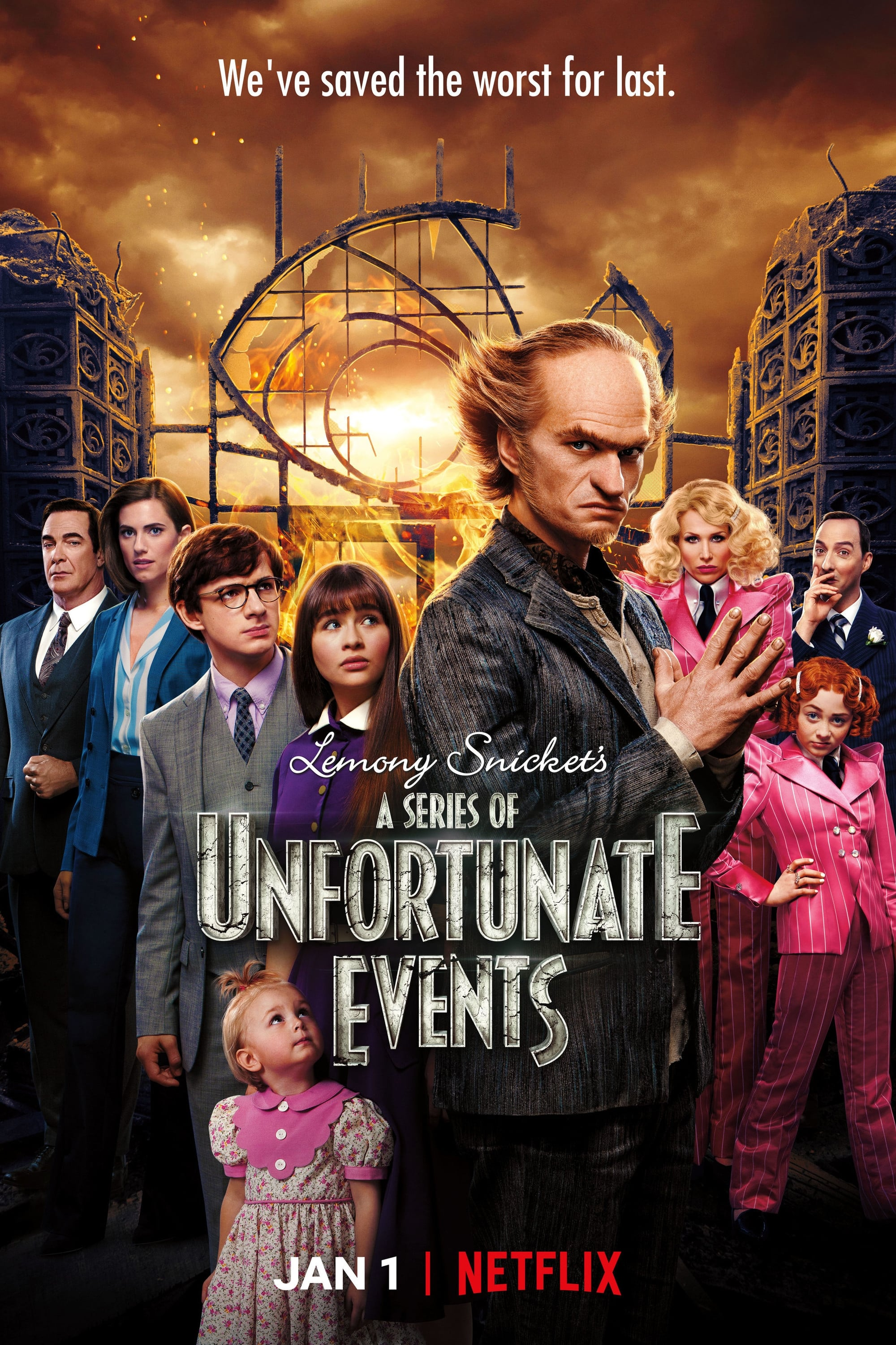 A Series of Unfortunate Events Season 3