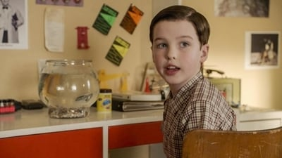 Young Sheldon Season 1 :Episode 20  A Dog, a Squirrel, and a Fish Named Fish