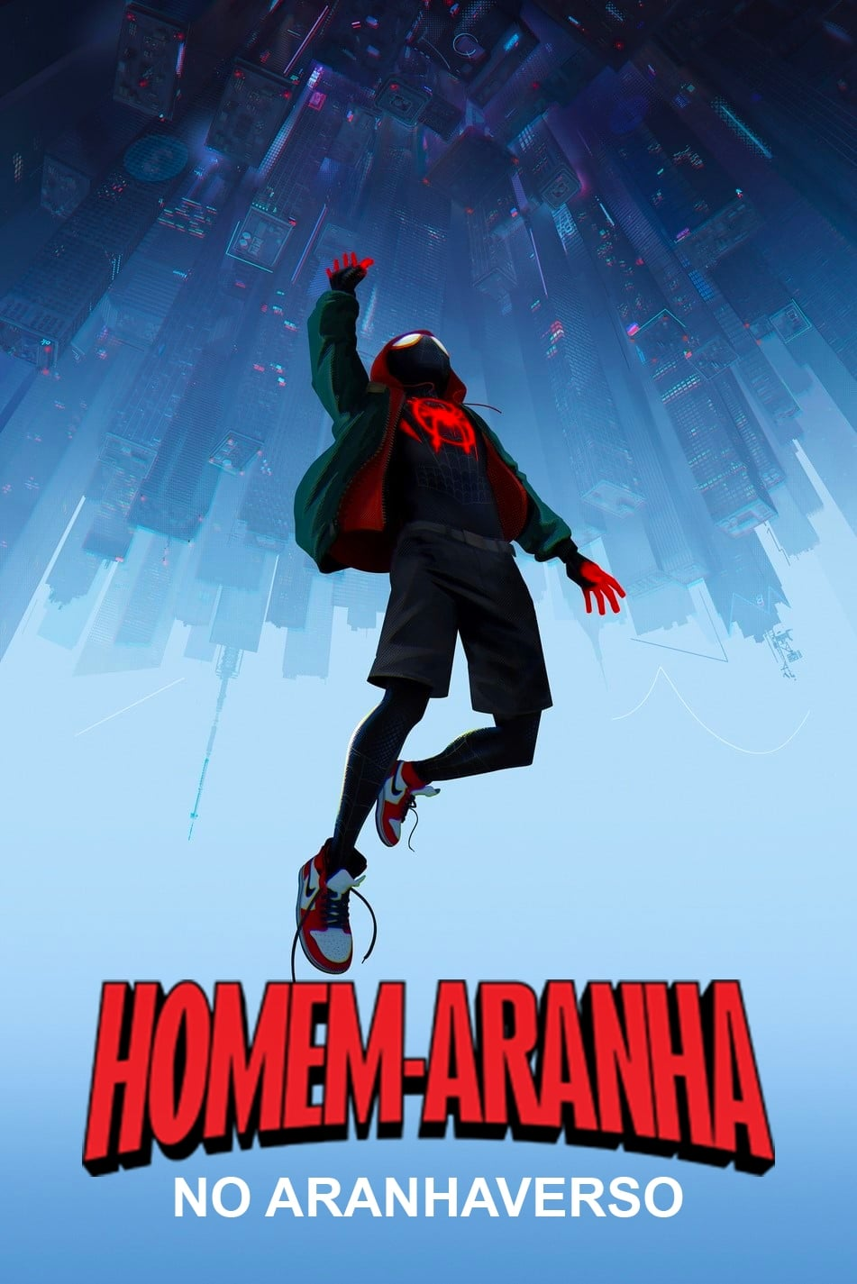 Homem-Aranha no Aranhaverso (2019) Torrent - BluRay Ultra HD Dual Áudio 5.1 [Full 1080p] Download
