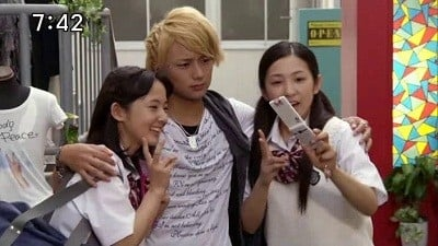 Super Sentai Season 35 :Episode 27  A More Than Usual Gokai Change