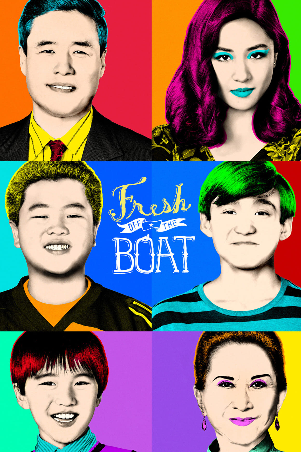 Fresh Off the Boat (2015)