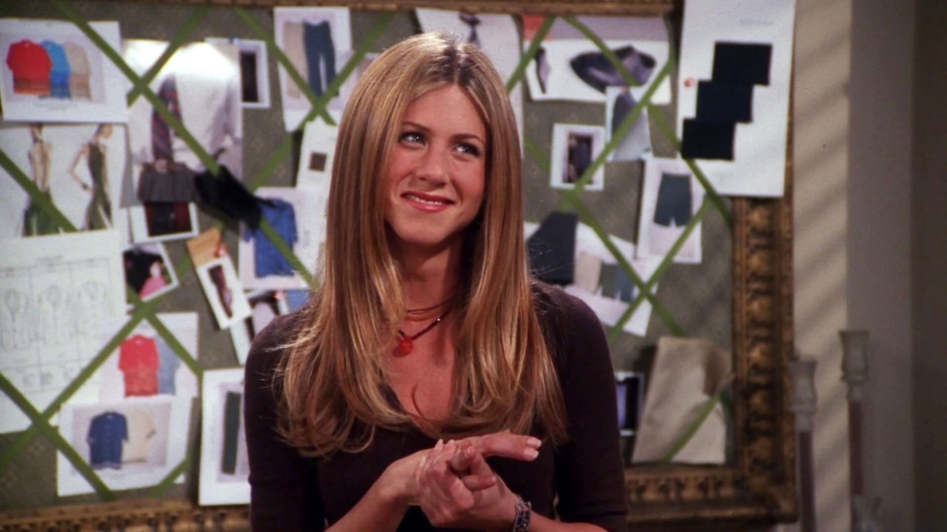 Friends Season 7 :Episode 4  The One with Rachel's Assistant