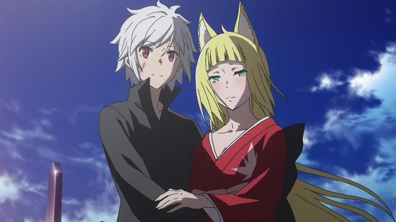 Is It Wrong to Try to Pick Up Girls in a Dungeon? Season 2 :Episode 10  Argonaut: Longing to Be a Hero