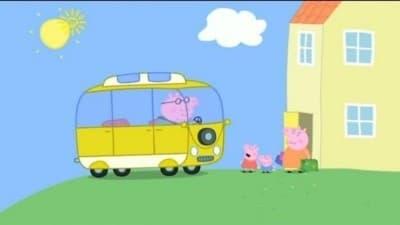 Peppa Pig Season 3 :Episode 5  The Camper Van