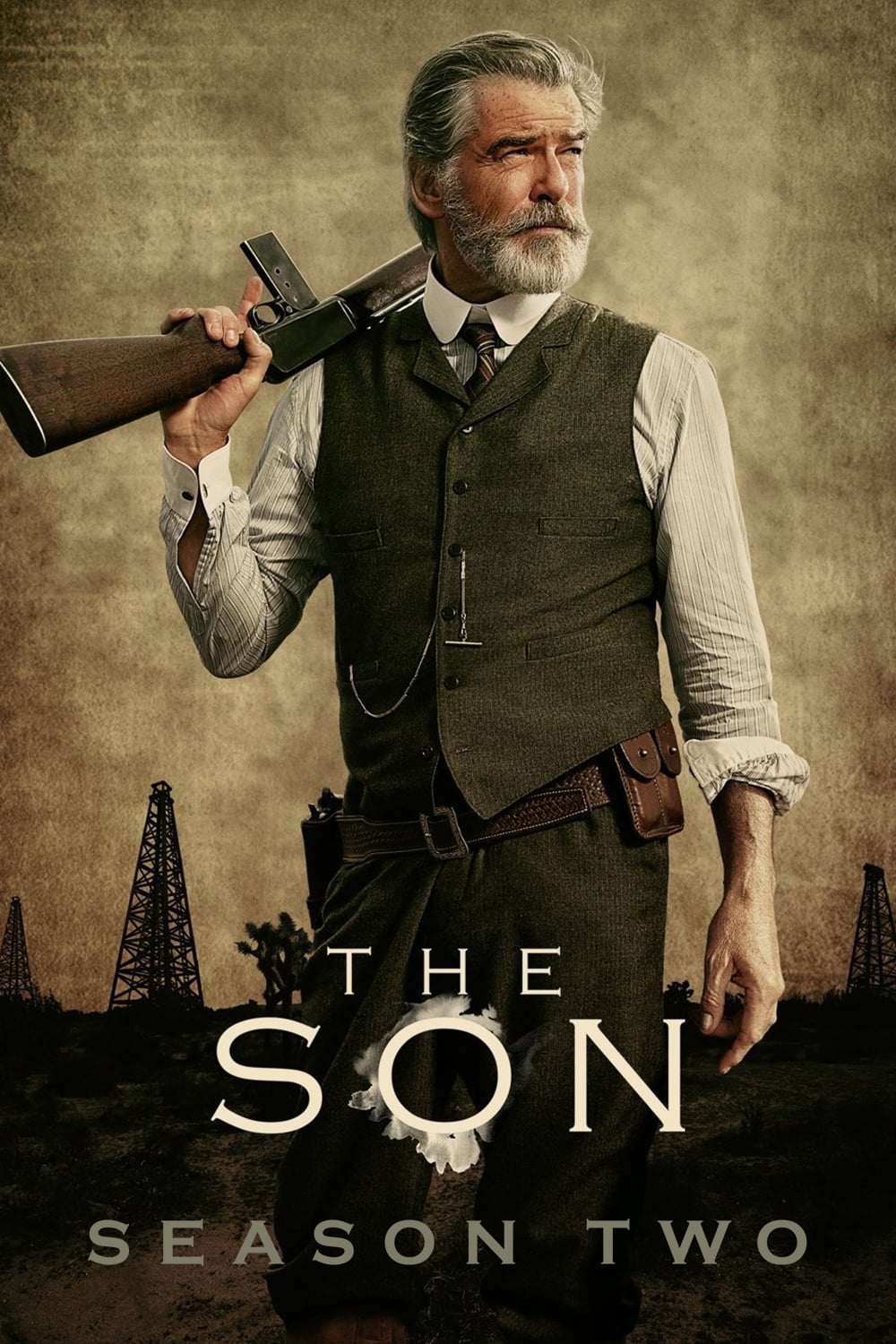 The Son 2ª Temporada poster, capa, cartaz