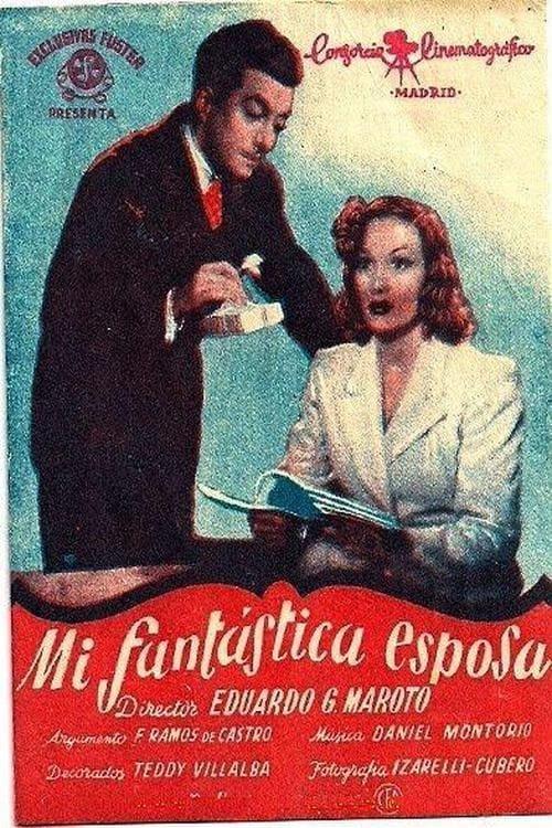 Mi fantástica esposa (1944)