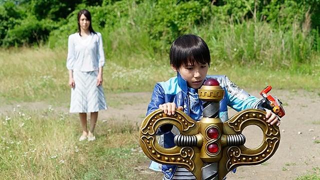 Super Sentai Season 41 :Episode 25  Planet Toki! A Boy's Resolve