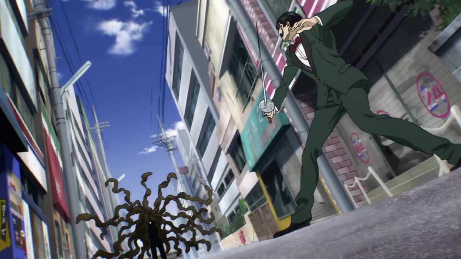 One-Punch Man Season 1 :Episode 6  The Terrifying City