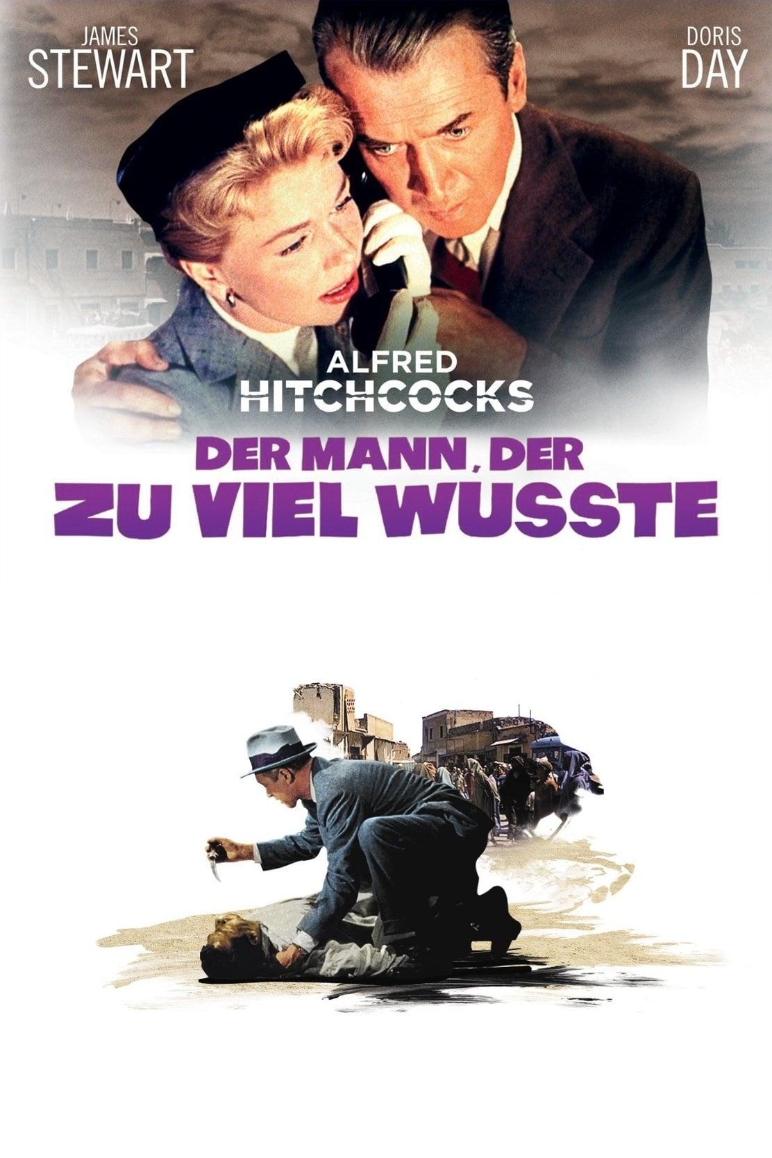 Der Mann Der Zuviel Wusste 1934