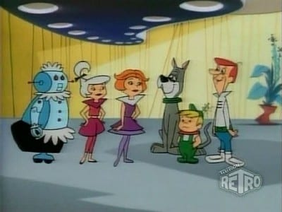 The Jetsons Season 2 :Episode 27  Astro's Big Moment