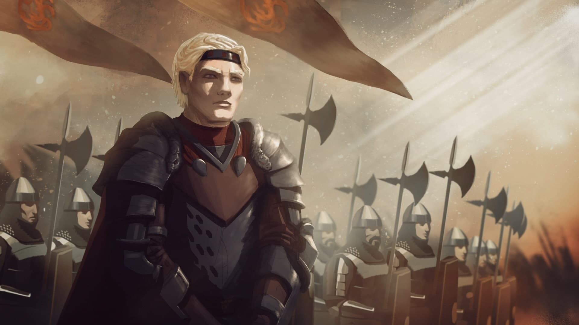 Game of Thrones Season 0 :Episode 36  Conquest & Rebellion: An Animated History of the Seven Kingdoms