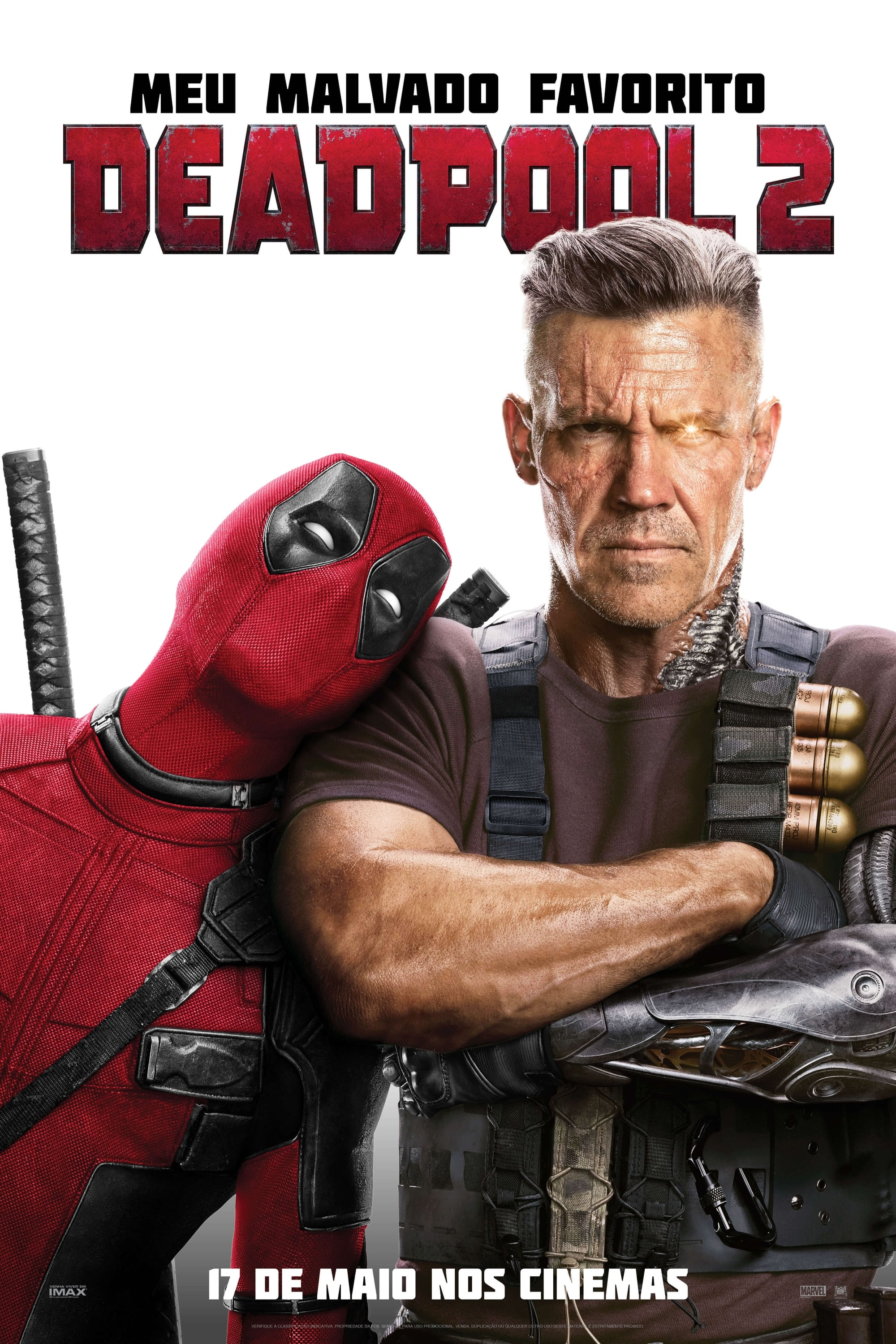 Deadpool 2 – Legendado (2018)