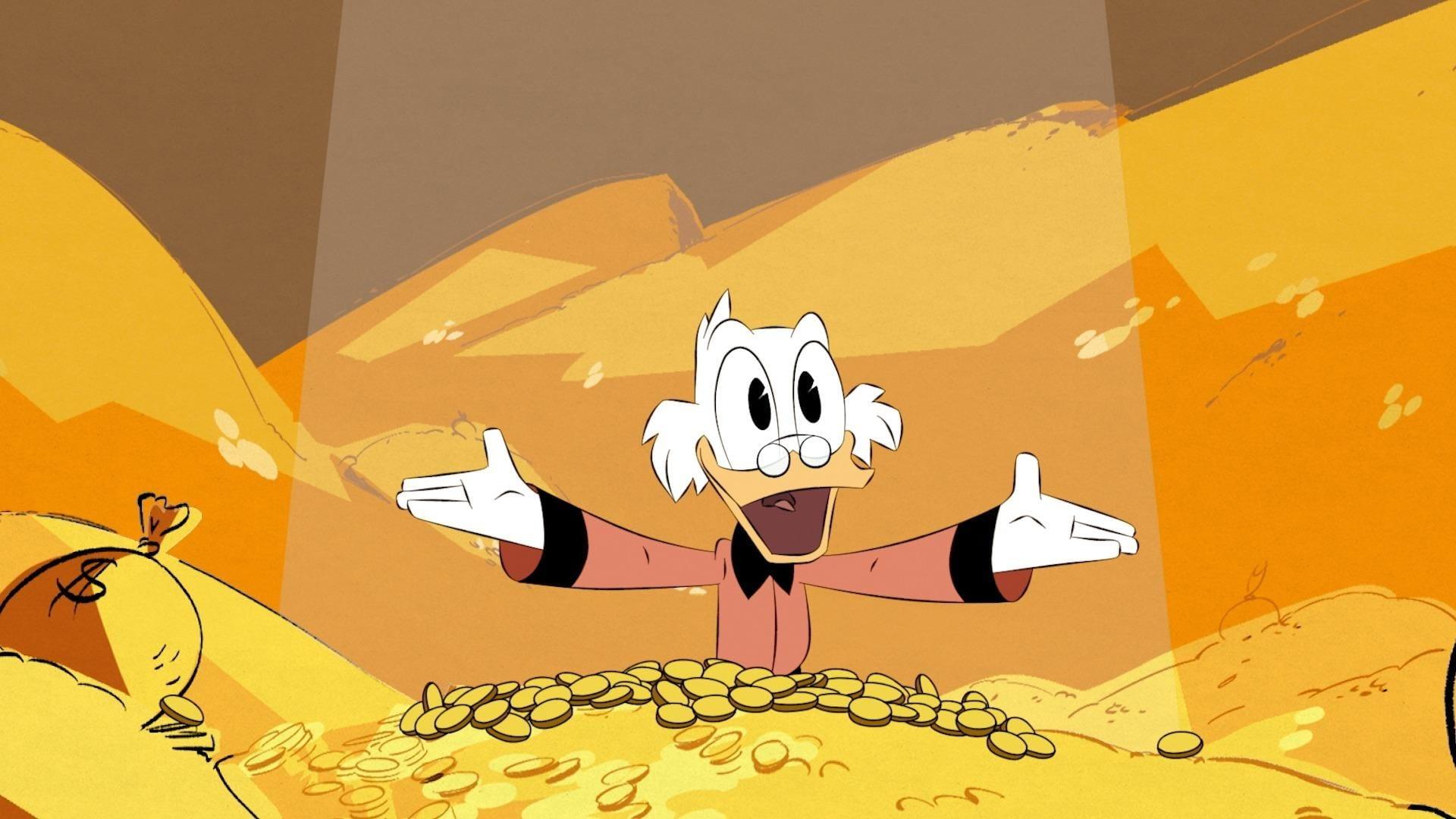 DuckTales Season 1 :Episode 1  Woo-oo!