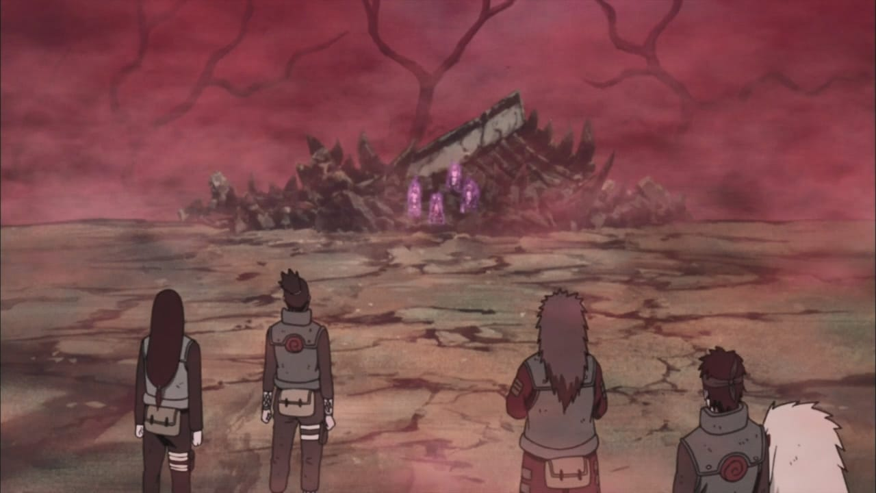 Naruto Shippūden Season 14 :Episode 305  The Vengeful