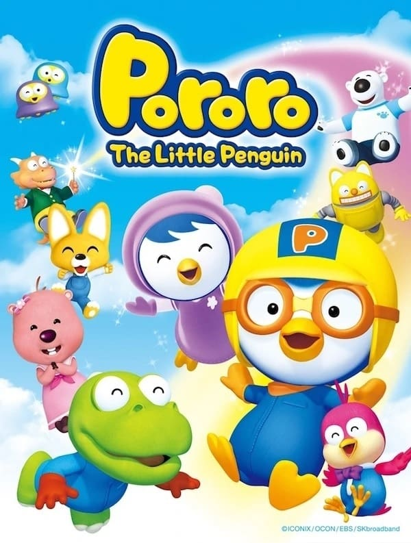Pororo the Little Penguin TV Shows About Magician