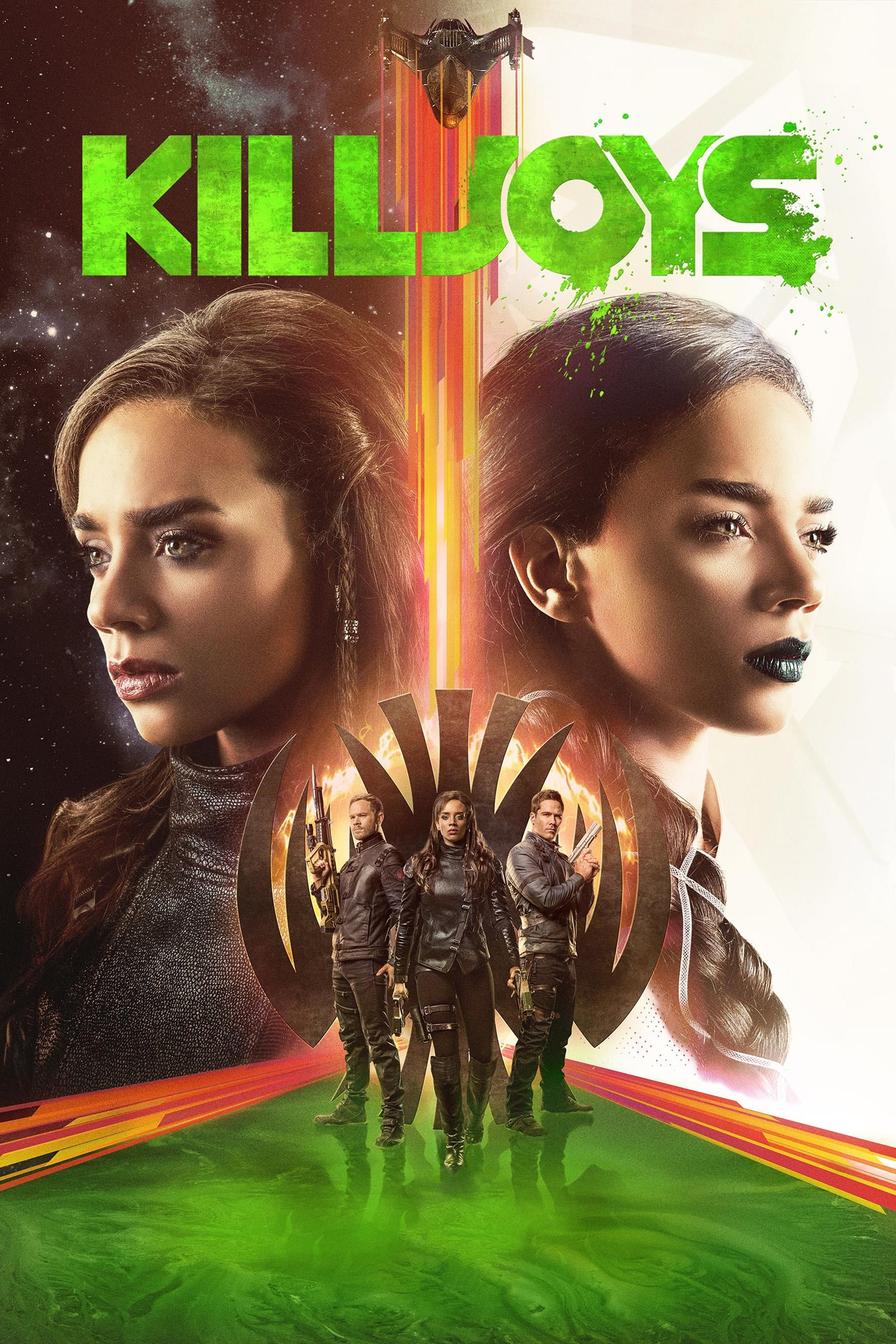 Killjoys – Todas as Temporadas Dublado / Legendado (2015)