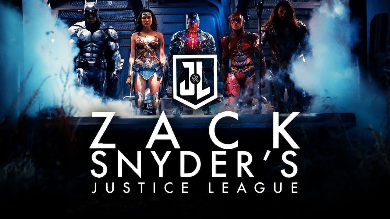 잭 스나이더의 저스티스 리그 (2021)