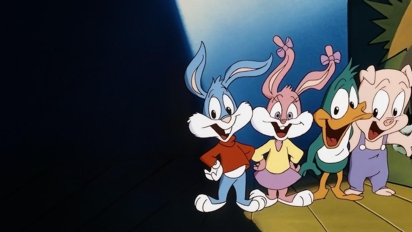 Tiny Toons Night Ghoulery (1995)