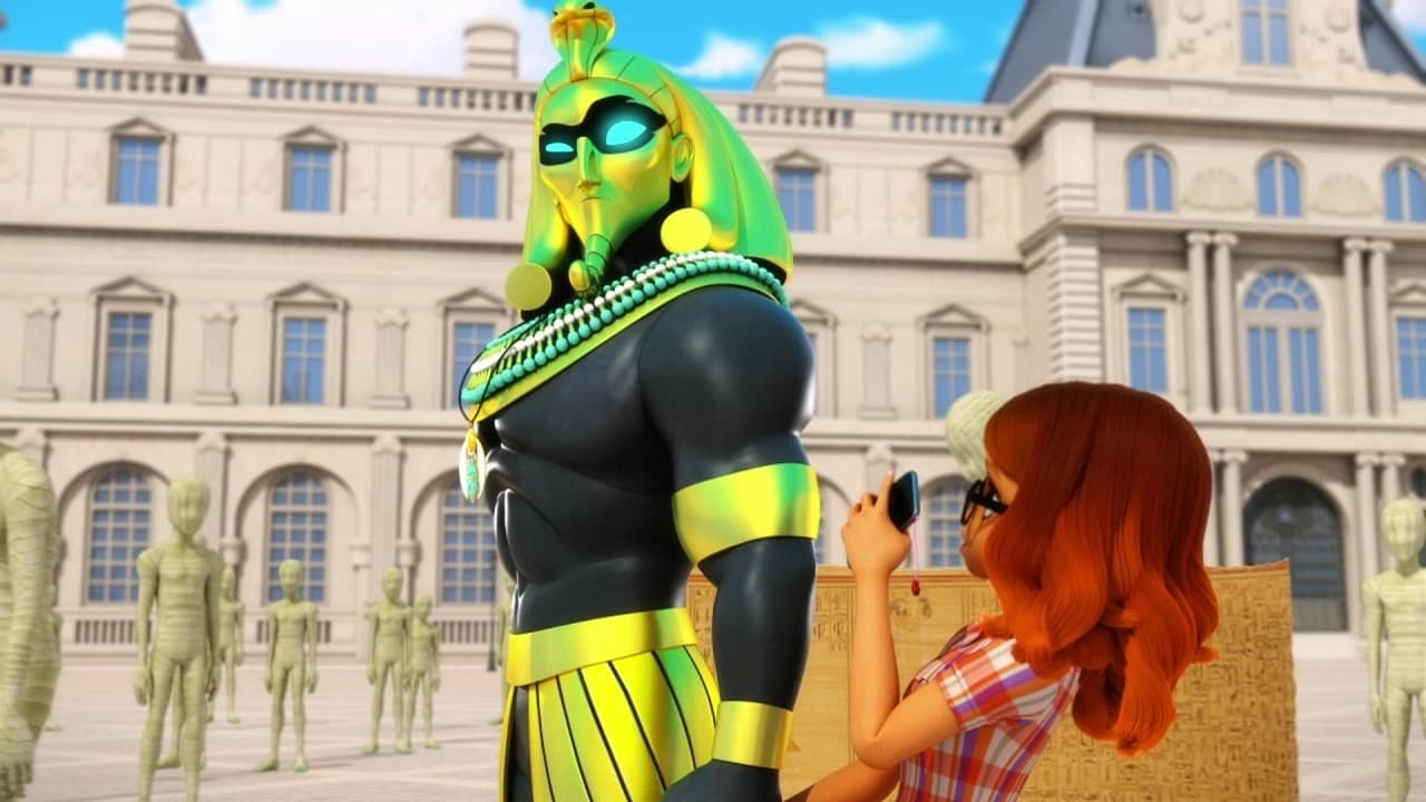 Miraculous: Tales of Ladybug & Cat Noir Season 1 :Episode 3  The Pharaoh