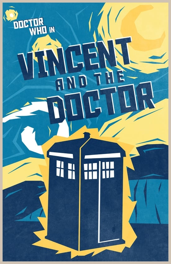 Ver Doctor Who: Vincent and the Doctor Online HD Español ()