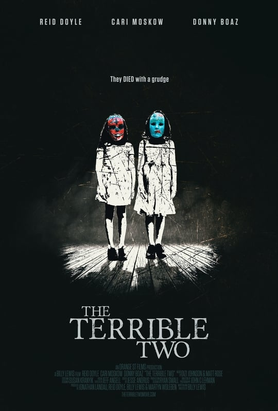 Ver The Terrible Two Online HD Español (2018)