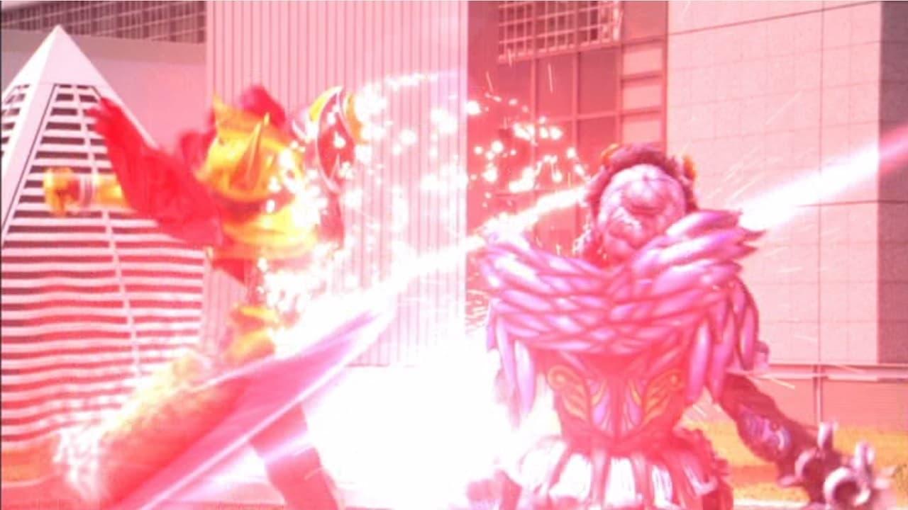 Kamen Rider Season 18 :Episode 32  Episode 32