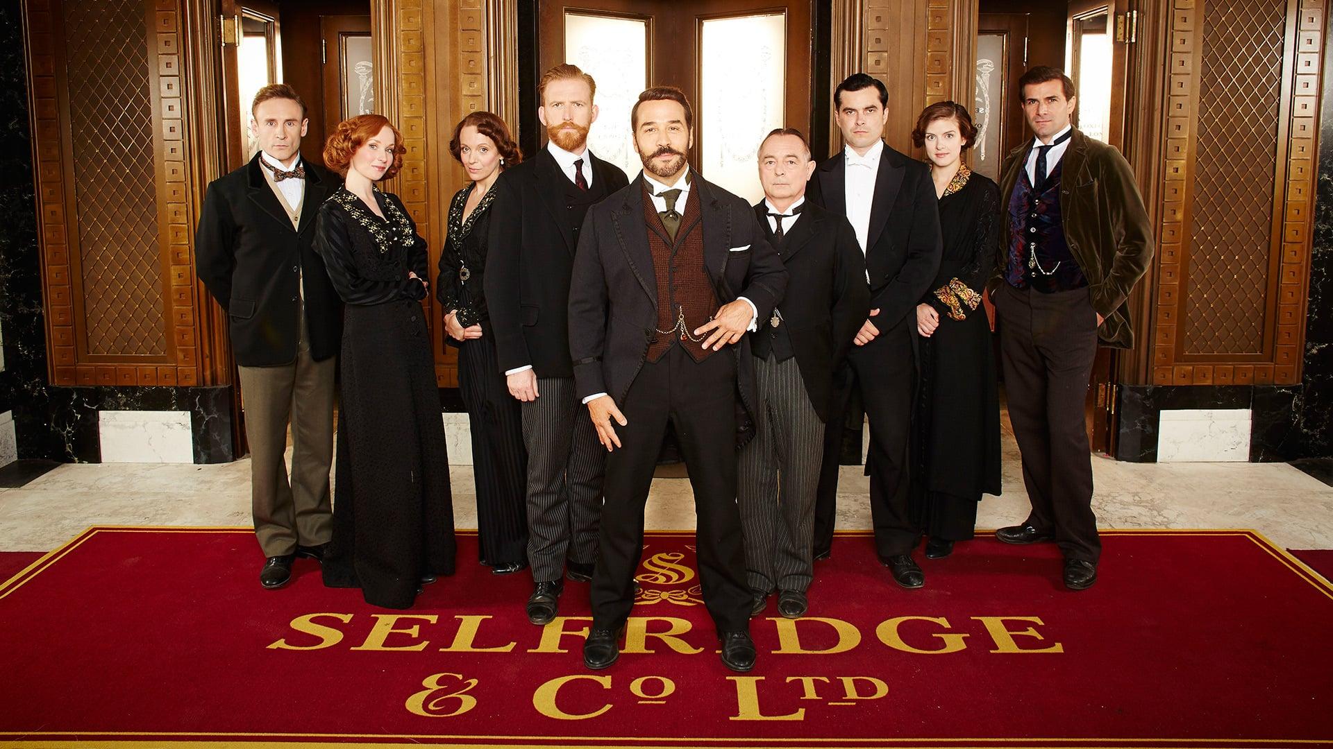 'Mr Selfridge' renewed for third season