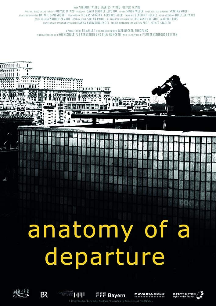 Anatomy of a Departure (2012)