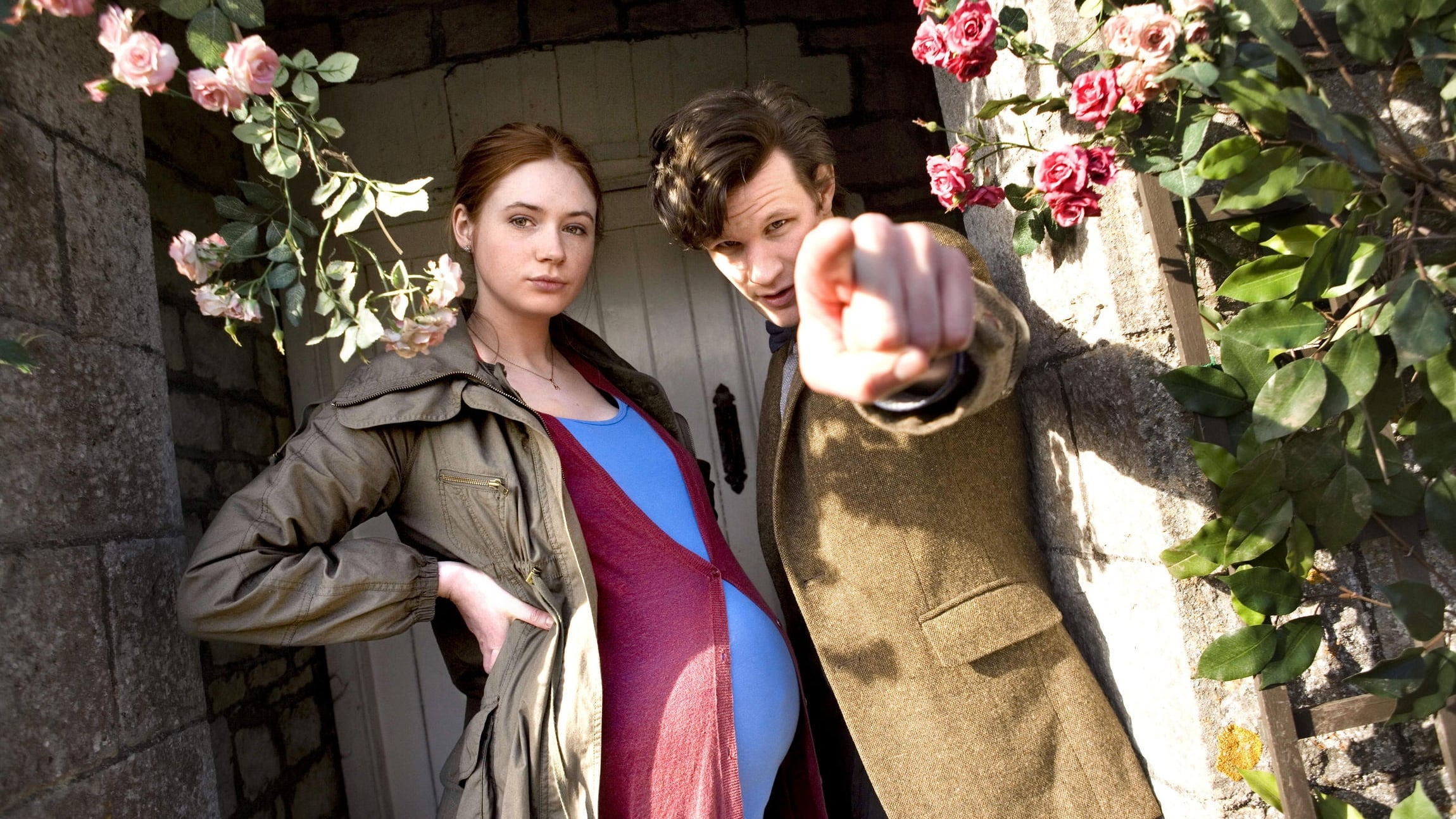 Doctor Who Season 5 :Episode 7  Amys Entscheidung